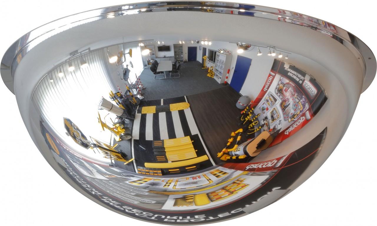 Kuppelspiegel BM 360, Innenbereich