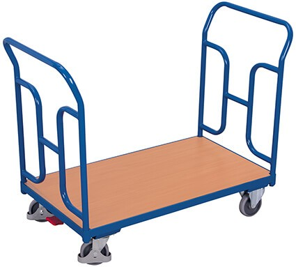 Doppelbügelwagen, VARIOfit®, 250 kg Traglast