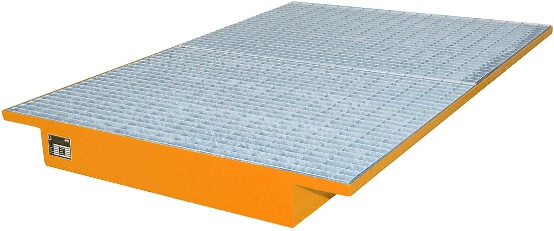 Regaleinhängewannen zur sicheren Lagerung in bestehenden Palettenregalen, Typ EHW