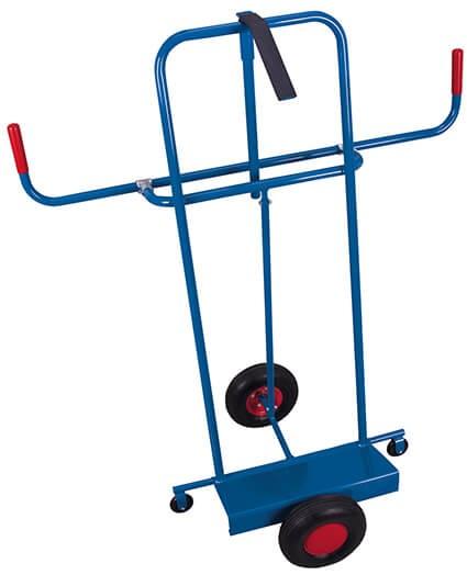 Plattenkarre VARIOfit®, 250 kg Traglast, variable Plattensicherung