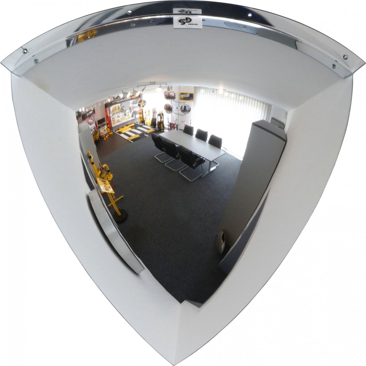 Kuppelspiegel BM 90, Innenbereich