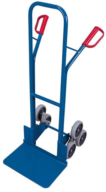 Basic Treppenkarre VARIOfit®, Schaufel 480 x 295mm, 200 kg Traglast