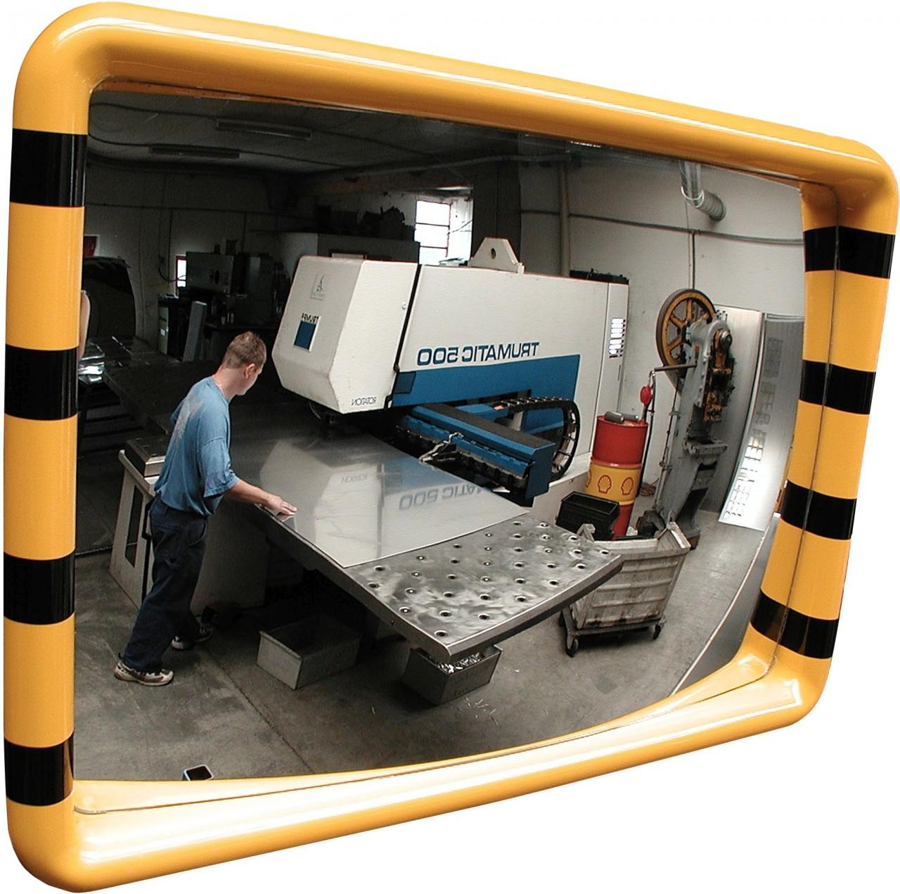 Check Point Industriespiegel CP, Acryl, Innenbereich