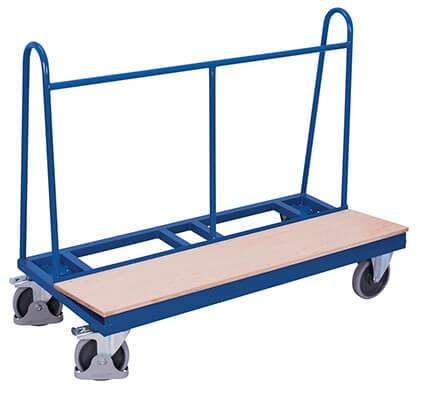 Plattenwagen VARIOfit®, einseitig, 500 kg Traglast