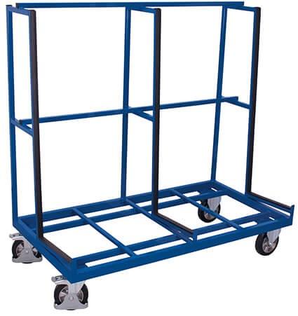 Plattenwagen VARIOfit®, einseitig, 1200 kg Traglast