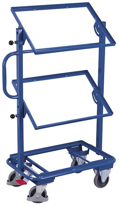 Beistellwagen VARIOfit®, neigbar, bis 200 kg Traglast