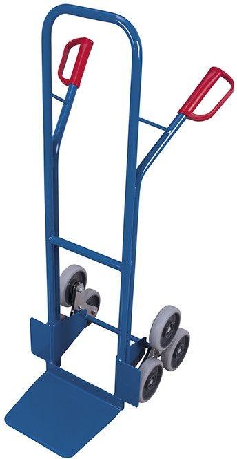 Basic Treppenkarre VARIOfit® , Schaufel 320 x 245mm, 200 kg Traglast