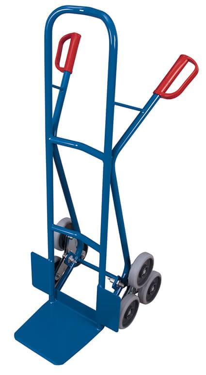 Treppenkarre VARIOfit®, Schaufel 300 x 255mm, 200 kg Traglast