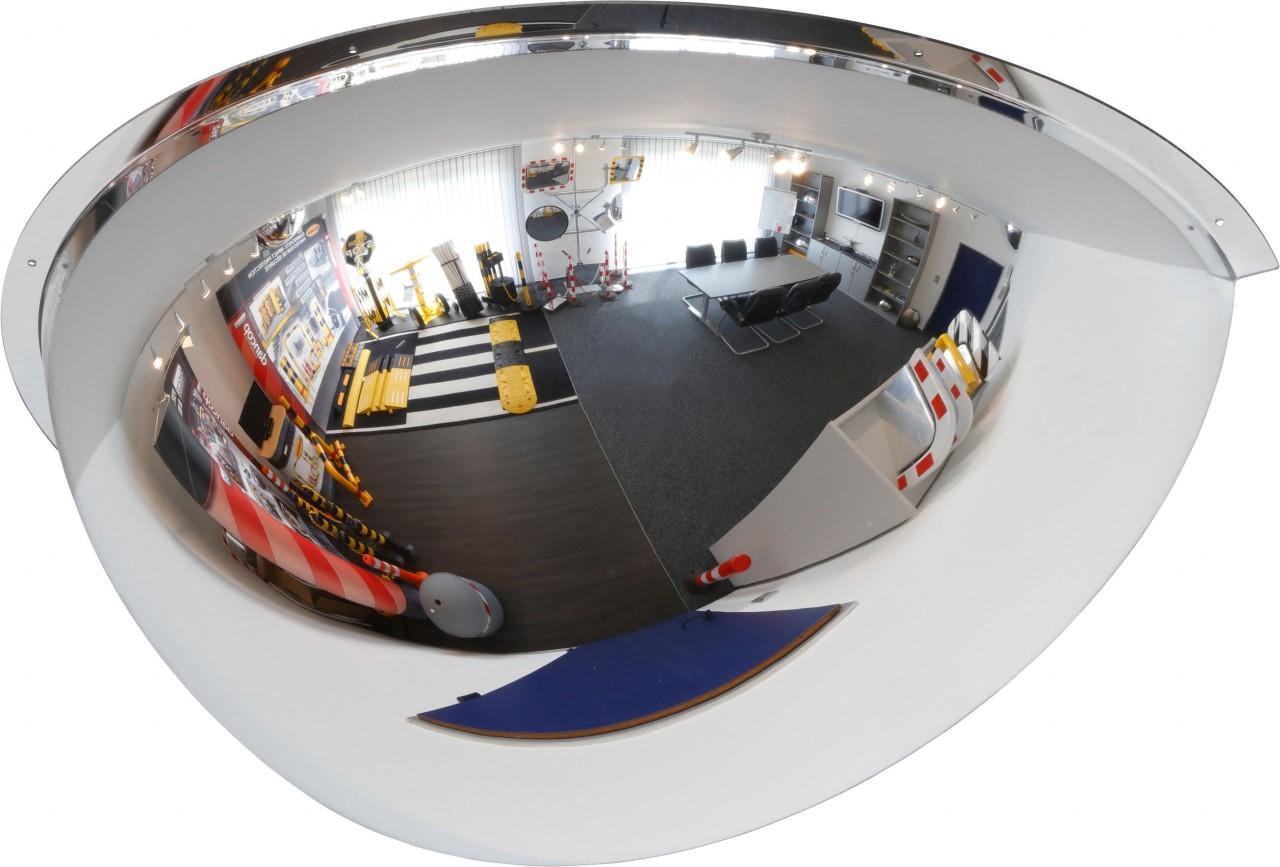Kuppelspiegel BM 180, Innenbereich