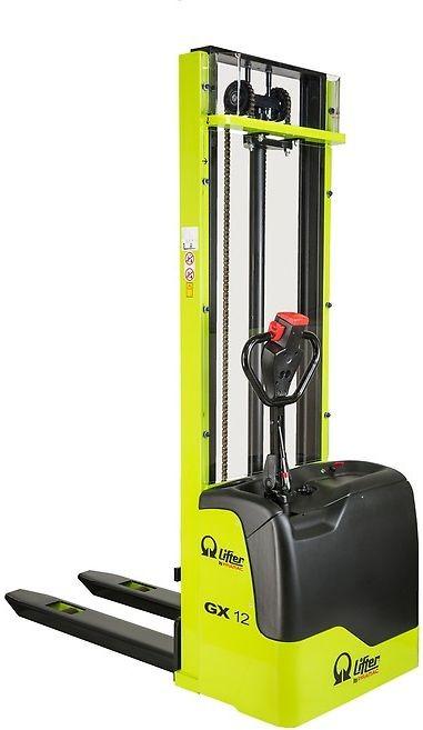 Elektrischer Deichselstapler GX BASIC, Tragkraft bis 1200kg