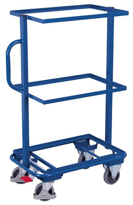 Beistellwagen VARIOfit®, 3 Ebenen, 200 kg Traglast