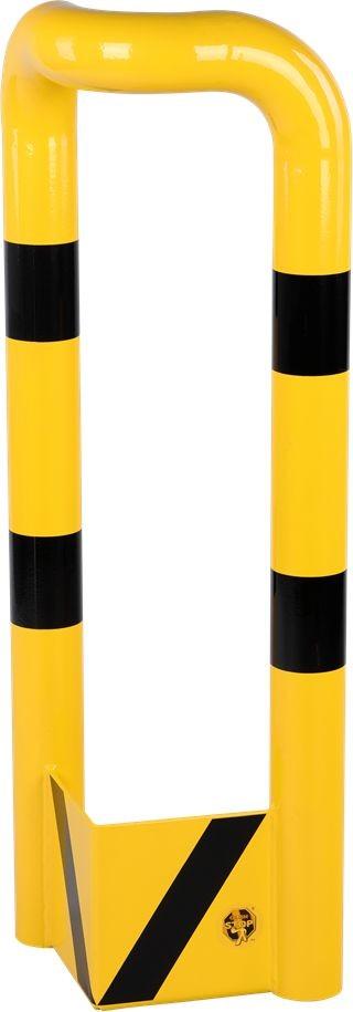 Eckschutzbügel mit Unterfahrschutz, Innenbereich